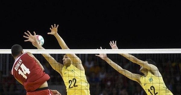 Brasil passeia contra Porto Rico e enfrenta a Argentina na final no ...