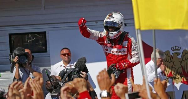 Vettel vence na Hungria e quebra domínio da Mercedes na Fórmula 1