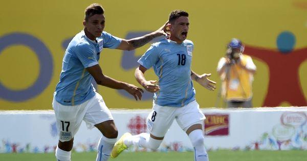 Uruguai vence México e conquista ouro no futebol masculino do Pan