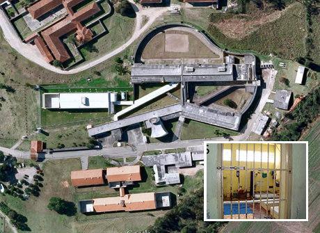 Lava Jato: conheça a cadeia onde os empreiteiros presos vivem