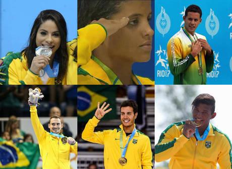 Internautas do R7 escolhem maior destaque brasileiro na competição