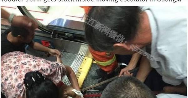 Após morte de mulher, bebê quebra o braço ao ficar preso em ...