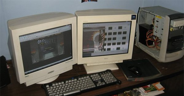 Conheça os PCs mais toscos do mundo para jogar games - Fotos ...