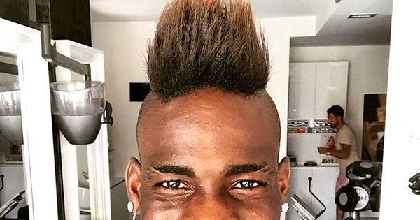 Encostado no Liverpool, Balotelli se preocupa mesmo é com o visual