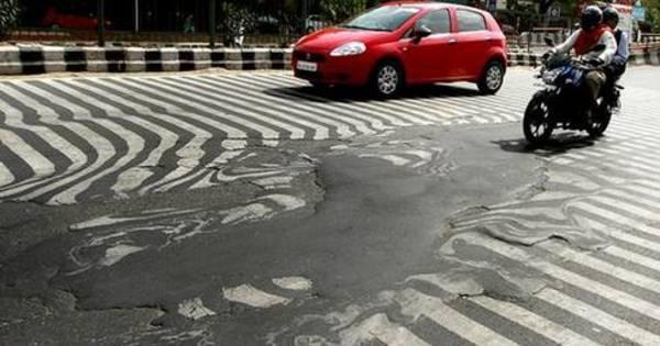 Calor surreal derrete as ruas na capital da Índia - Fotos - R7 ...