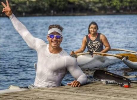 Superação é espelho para atleta sobrevivente de massacre no Rio