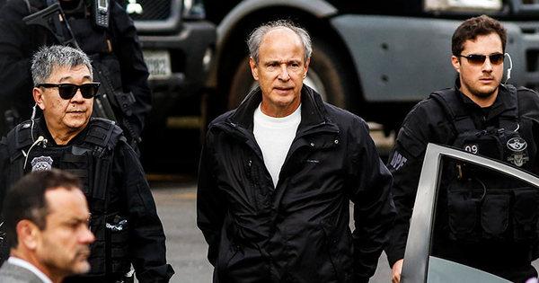 Executivo da Andrade Gutierrez é detido de novo após passar cinco ...