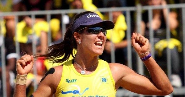 CBV confirma doping por diurético de Maria Elisa, do vôlei de praia ...