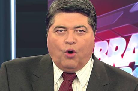 """Datena diz em vídeo que """"seria um péssimo político"""" e vira piada na internet"""
