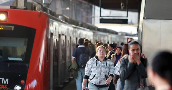 Metrô e CPTM funcionam na madrugada do Ano Novo - Notícias ...
