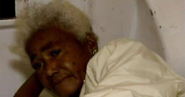 Sofrimento: idosa de 95 anos é picada por animal peçonhento e ...