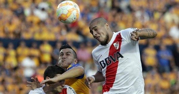 River segura empate contra o Tigres no primeiro jogo da final da ...