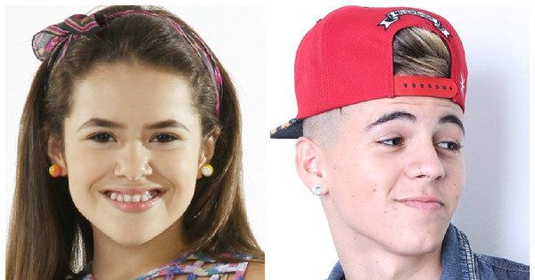 Tá rolando? Maisa Silva explica boatos de namoro com MC Biel ...