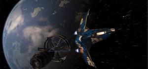 Novo game de simulação te deixa livre para explorar a Via Láctea