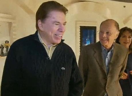 Silvio Santos e Edir Macedo vão entrevistar um ao outro. Confira!