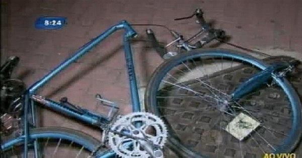 Ciclista é atropelada e tem bicicleta arrastada por carro em BH ...