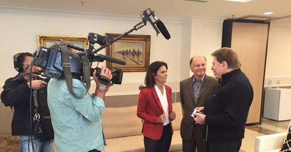 Silvio Santos e Edir Macedo propõem que emissoras se preocupem ...