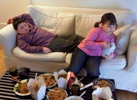 Excesso de peso pode afetar a saúde. Elimine hábitos ruins