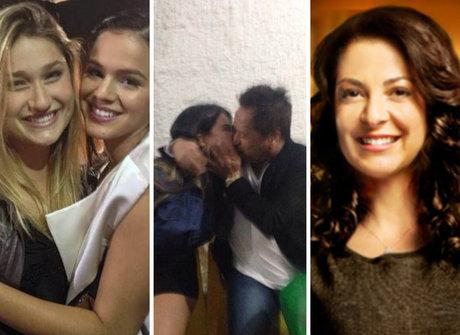 Aniversário de Sasha e surto de Ana Paula Padrão são destaques