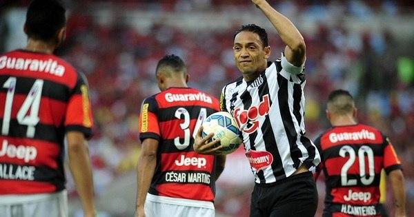 Flamengo lamenta vacilo após empate diante do Santos - Esportes ...