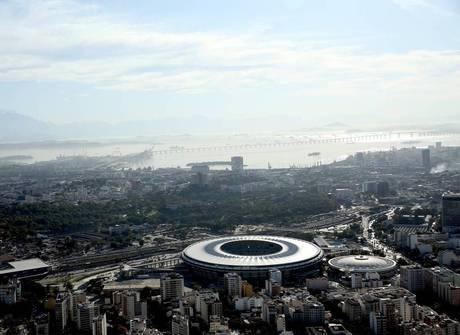 Cidade conta dias para cerimônia de abertura das Olimpíadas 2016