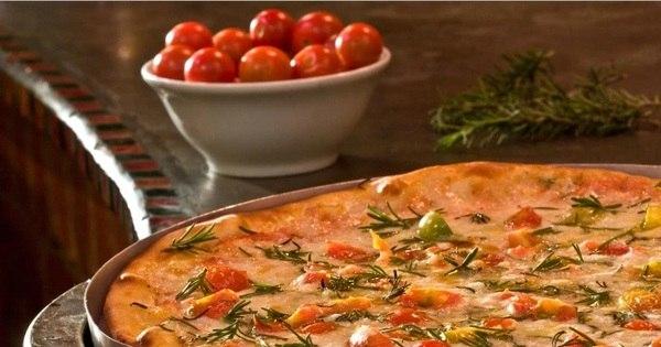 Rango ogro da semana: quem resiste a uma bela pizza? - Notícias ...