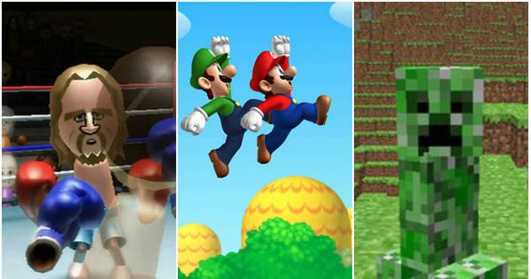 Sucesso! Confira os 10 games mais vendidos da história - Fotos ...