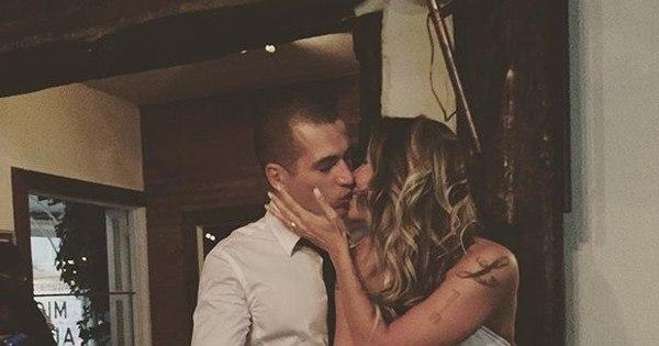 Ex- panicat Lizi Benites se casa com personal trainer - Fotos - R7 ...