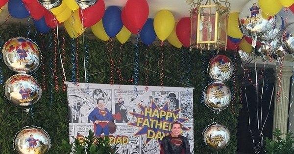 Silvio Santos vira Super-Homem em comemoração de Dia dos Pais ...