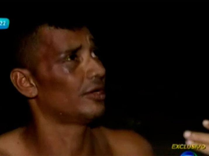 O travesti contou que André Luiz da Silva Bispo, 25 anos, puxou seus cabelos e tentou violentá-lo. Mas, o homem nega as acusações.— Jamais eu vou violentar uma travesti de programa (sic)