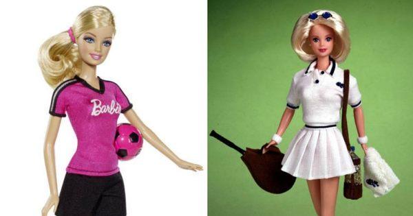 Você sabia que a Barbie já foi uma esportista? - Fotos - R7 Mais ...