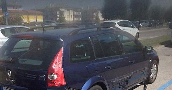 Calor extremo derrete peças de carro na Itália - Fotos - R7 Carros