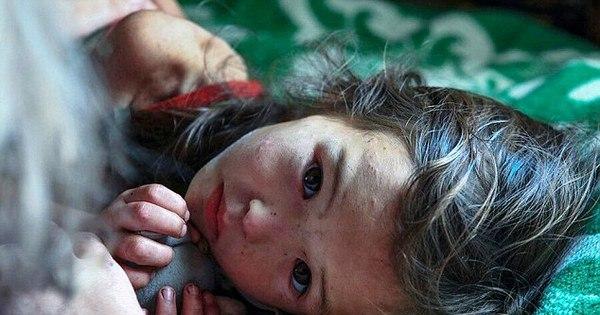 Garota de três anos que viveu dias de sofrimento em floresta ...