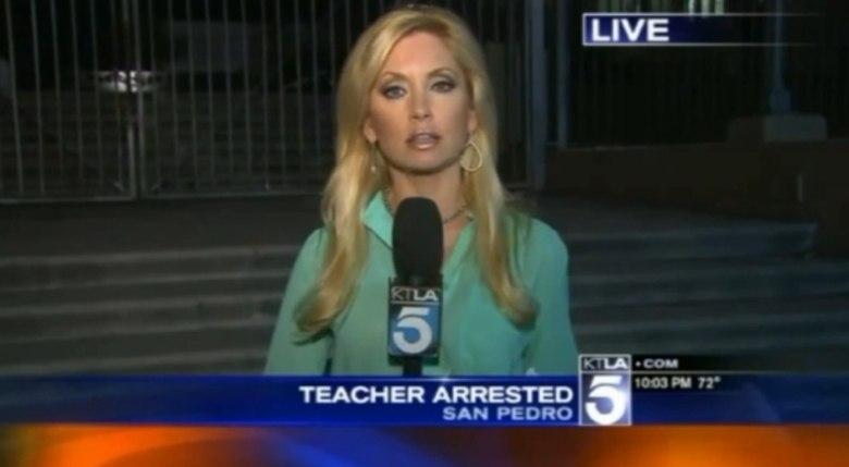 Michelle teria feito sexo oral em mais dois menores, segundo informações de emissoras de TV locais