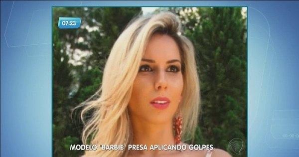 Barbie do crime: modelo é presa ao aplicar golpes de até R$ 300 ...