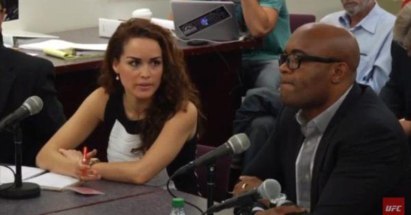 Anderson Silva é punido por um ano por uso de 'Viagra' - Esportes ...