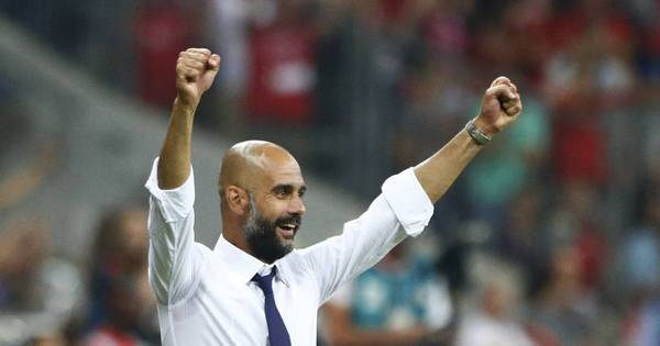 Guardiola assina por três temporadas e vai assumir o Manchester City