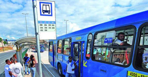 Passagem de ônibus volta a custar R$ 3,40 neste domingo em BH ...