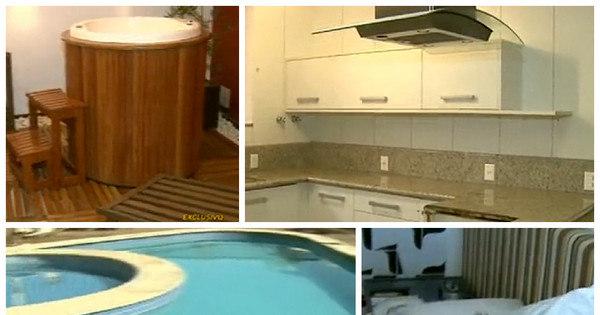 Brasília do luxo: repórter mostra detalhes de hotel e mansões de ...