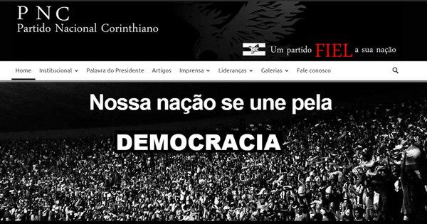 Criação do Partido Nacional Corinthiano é aprovada pelo TRE-SP ...