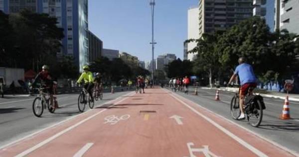 Prefeitura inaugura totens para monitoramento de ciclistas - Notícias ...