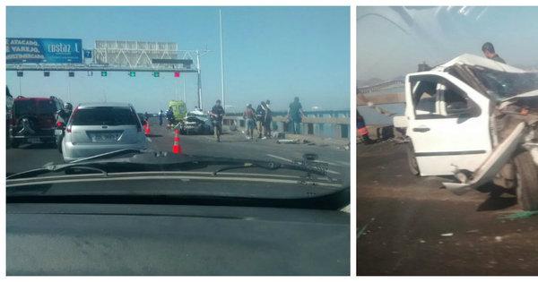 Corpo de homem arremessado da ponte Rio-Niterói após acidente ...