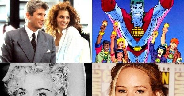 16 filmes, músicas e artistas de 1990 que mostram que você está ...