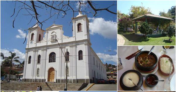 São Luiz do Paraitinga revela a beleza da arquitetura colonial e o ...