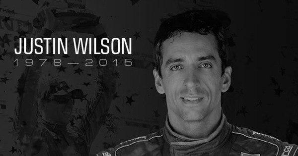 Piloto britânico Justin Wilson morre no hospital após trágico ...