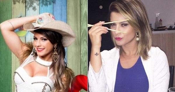 Antes e depois! Veja como estão todas as ex-peoas do reality show ...