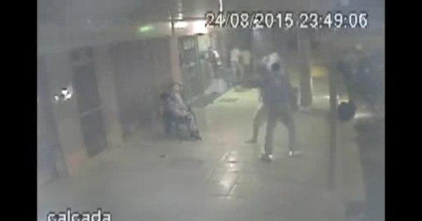 vídeo flagra cadeirante sendo assassinado com 15 tiros em Ceilândia