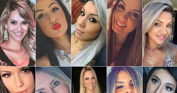 Gugu elege dez mulheres para disputar concurso de mais gata da ...