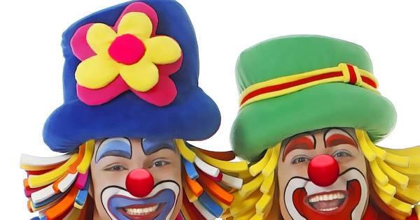 Patati e Patatá alegram criançada em despedida de circo em BH ...