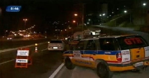 Primeira blitz filmada da Lei Seca flagra sete motoristas bêbados ...